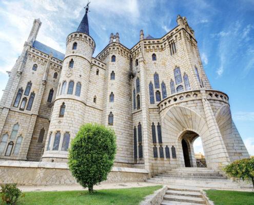 Palacio Episcopal Astorga Gaudí