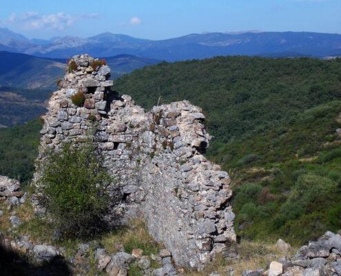Ruinas del Monasterio de San Guillermo